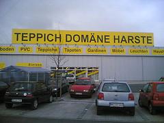 Teppich Domäne
