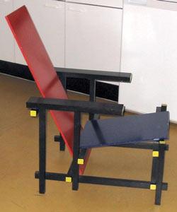 Gerrit Thomas Rietveld - Chair