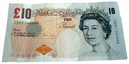 Englisch Pfund