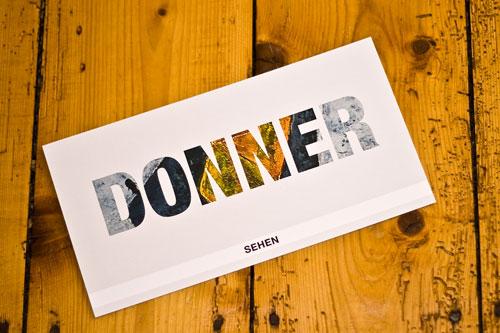 Hans Donner 2008 Neue Kampagne