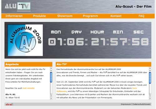 ALU-TV Screenshot