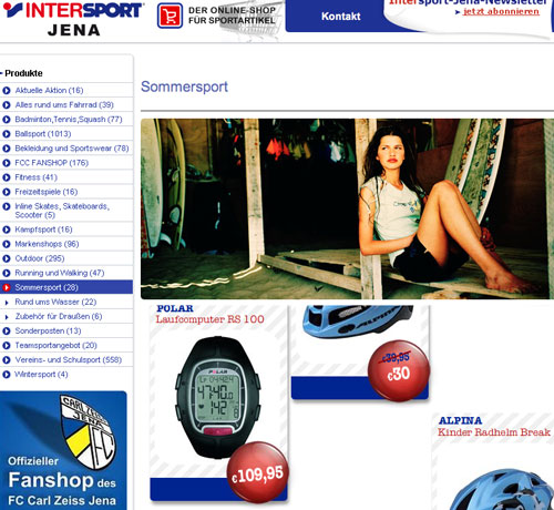 Jena Intersport
