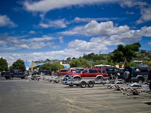 Strand in NZ