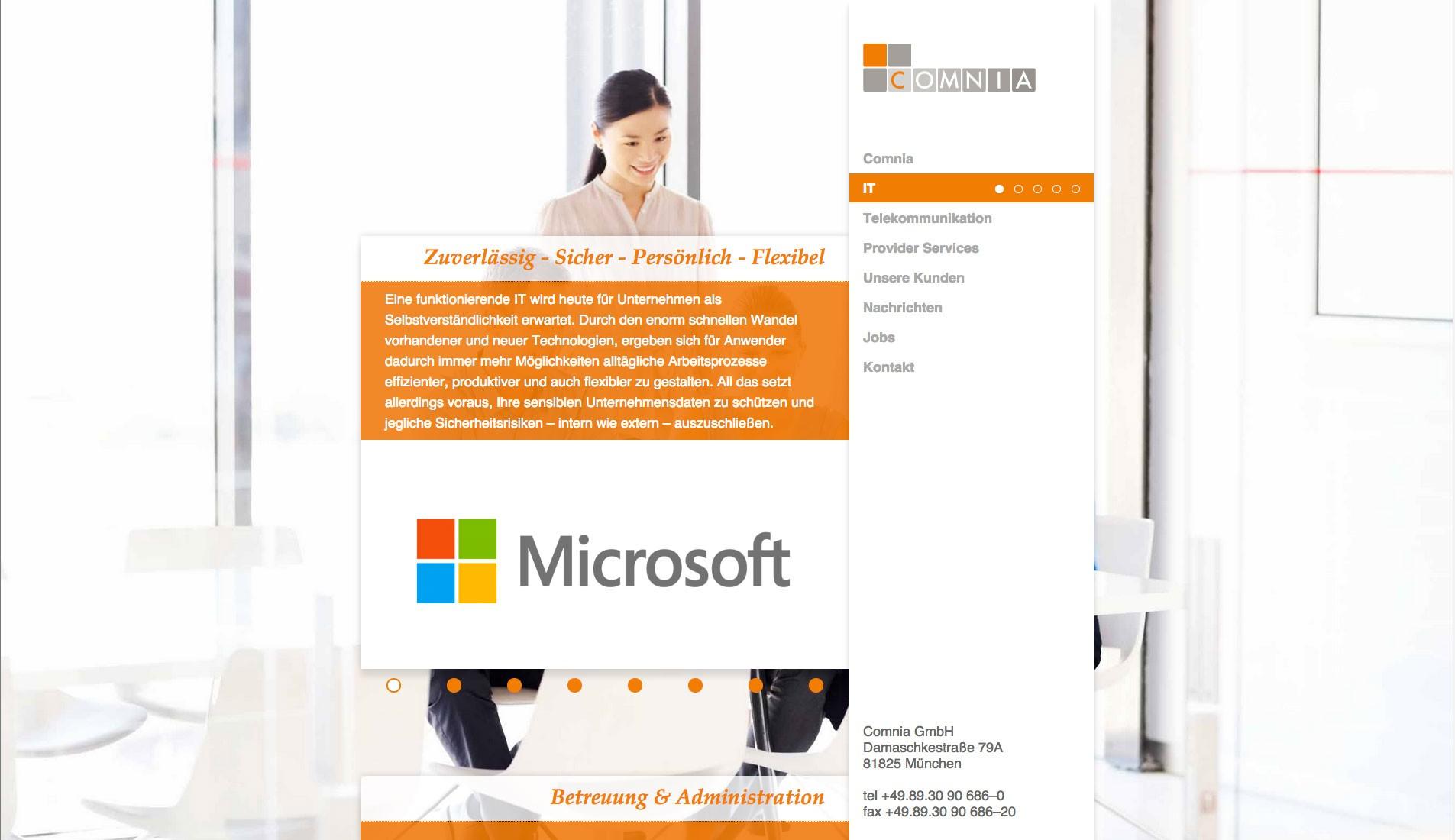 comnia-it-webdesign
