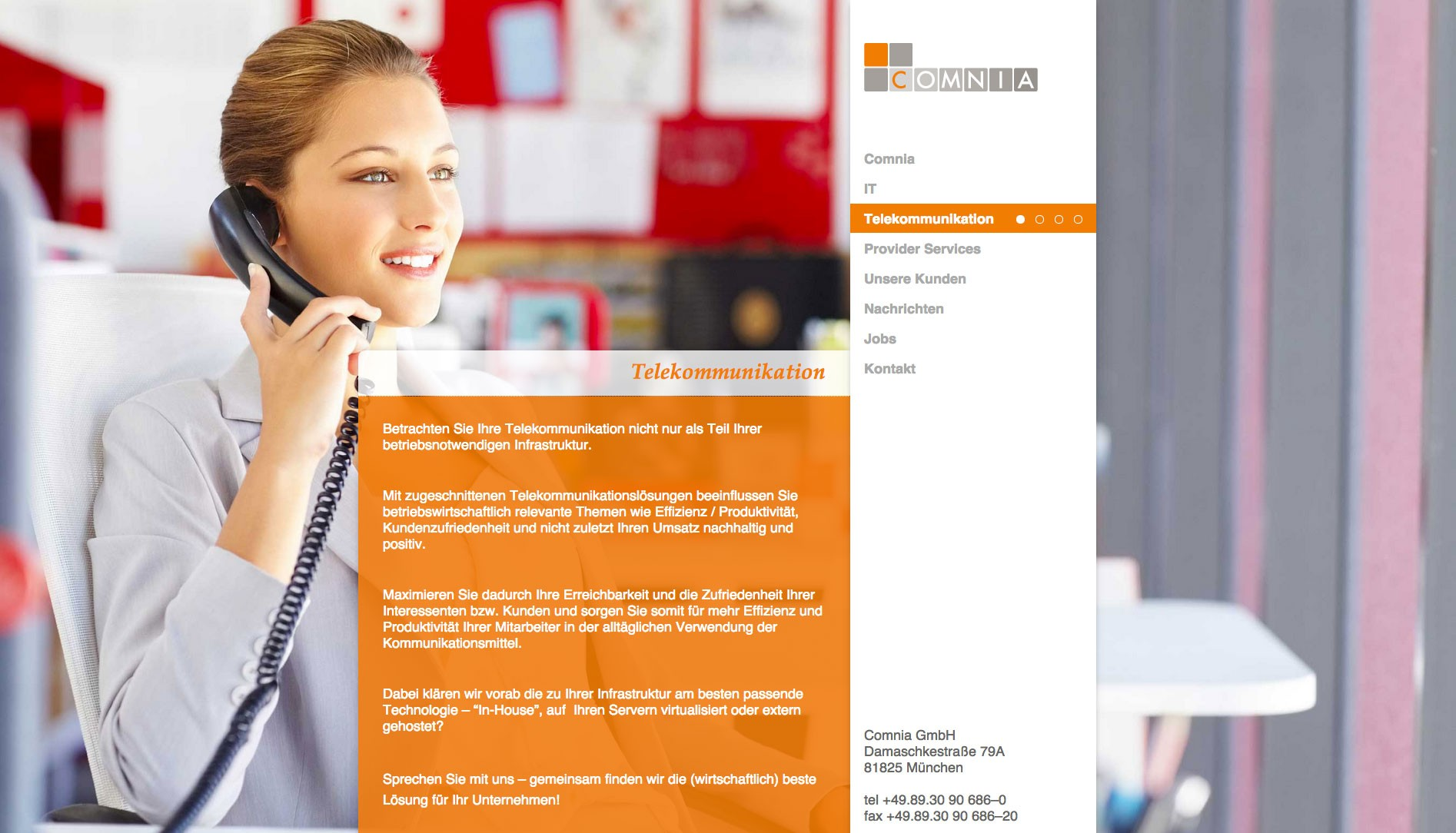 telekommunikation-comnia-weberdesign