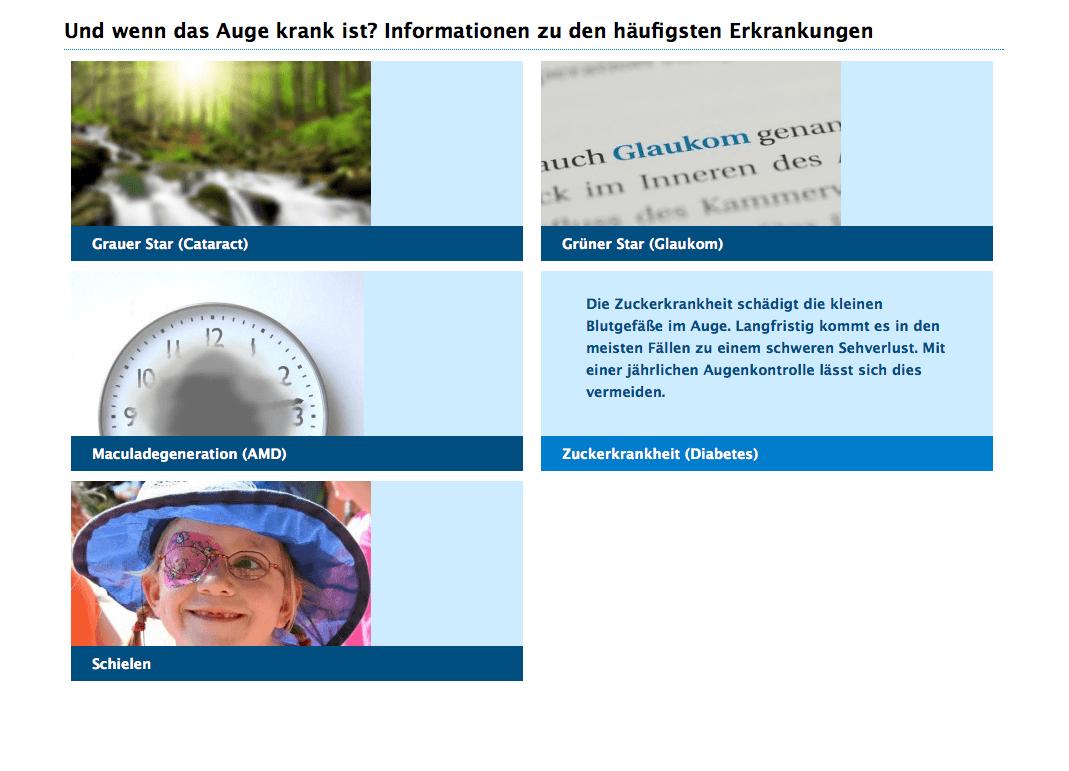 Augenarzt in Wegberg - Und wenn das Auge krank ist? Informationen zu den häufigsten Erkrankungen » Dr. med. Bianka Strunck-Kortenbusch